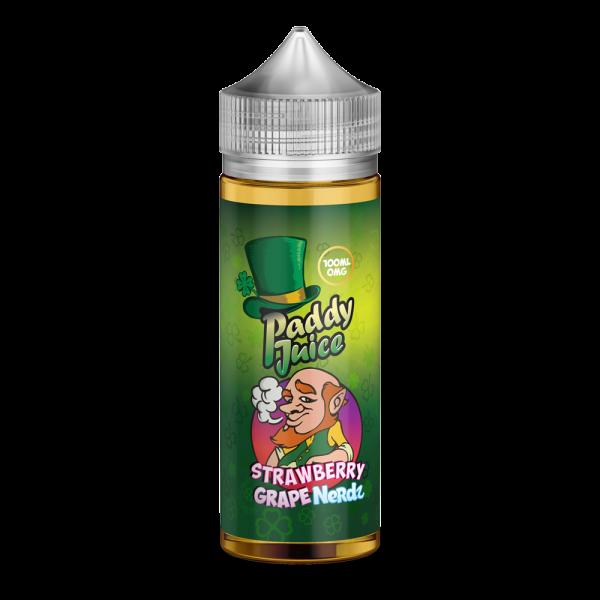Paddy Juice Strawberry Grape Nerdz
