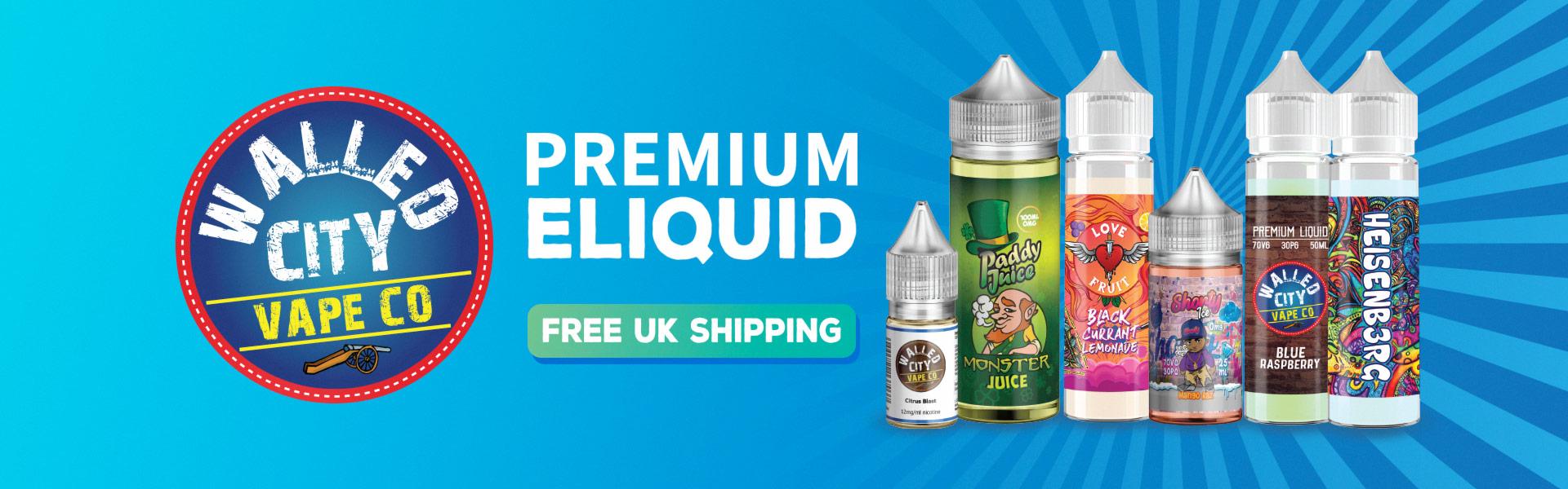 E Liquid, Vape, E Cigarettes, CBD E Liquid, CBD Vape, Derry, Londonderry, Limavady